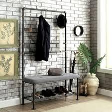 coat rack bench shop the best deals for oct 2017 overstock com