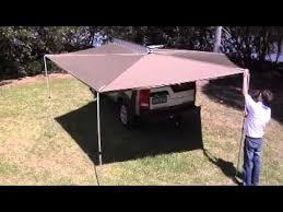 4wd Shade Awning Rhino Rack Foxwing Awning Features U0026 Benefits Youtube