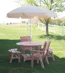 Table Gratifying Round Picnic Table Woodworking Plans Famous by Round Picnic Table Images Table Design Ideas