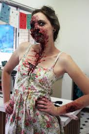 Scary Zombie Halloween Makeup by 211 Best Costumes Zombies Images On Pinterest Fx Makeup