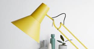 stehlampe kinderzimmer bronx stehlampe gelb made com