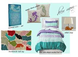 Mermaid Bathroom Decor Bedroom Mermaid Toddler Bedding Set Mermaid Bedding Set Art Of
