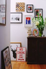 hallway home of lucy glade wright the design files feature