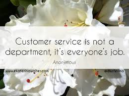 inspirational quotes for employees in customer service customer