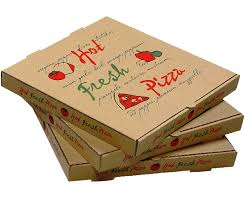 personalized pizza boxes plain kraft kraft pizza boxes wpackaging