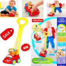 Radio Flyer Push Buggy Infant Push Walker Girls Riding Push Car Toy Toys Big Wheel Pink