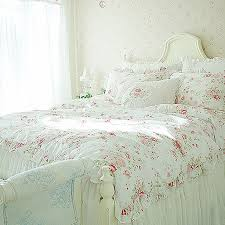 bedding simply shab chic bedding target with pink floral pattern