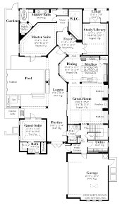 mediterranean home plans with courtyards good pleasing corglife