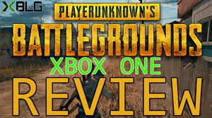 player unknown battlegrounds xbox one x review player unknowns s battlegrounds xbox one review youtube