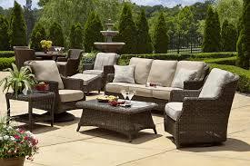 wicker outdoor setting black rattan garden furniture wicker
