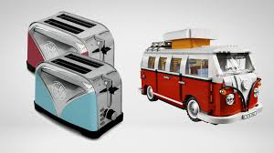 Kombi Toaster 8 Best Gifts For Vw Bus Addicts