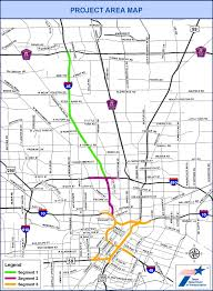 2016 Election Map Related Keywords Amp Suggestions 2016 by Txdot Reveals Its I 45 Plan U2013 Off The Kuff