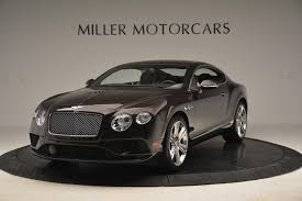 car bentley 2016 2016 bentley continental gt w12 stock b1130 for sale near