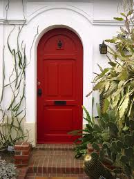 entry door designs 35 different red front doors many designs pictures