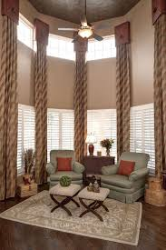 engaging curtains for large living room windows home design