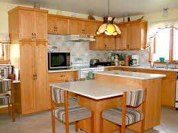 kitchen two tier kitchen islands with cooktop table linens range
