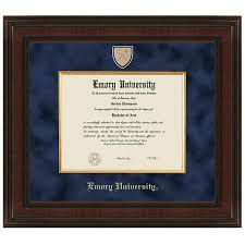 michigan state diploma frame emory diploma frame excelsior graduation gift