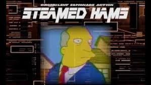 Metal Gear Solid Meme - the simpsons meet metal gear solid in steamed hams spoof geek com