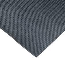 Non Slip Rubber Floor Mats Black Ramp Cleat Non Slip Outdoor 3 Ft X 20 Ft Rubber Mat Rubber