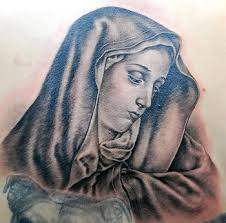 best tattoo design virgin mary tattoo temporary tattoo this