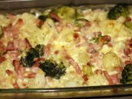 cuisiner chou pointu recette gratin de chou fleur et brocolis au munster par