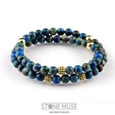 double beaded bracelet images Double beaded bracelets stonemuse jpg