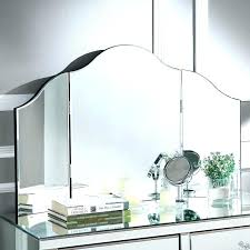 tri fold mirror with lights tri fold makeup mirrors with lights mirror ideas