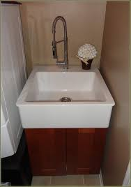 laundry sink faucet menards sink utility sink with cabinet for laundry room sinks at menards