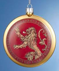 game of thrones got house lannister sigil and motto flat disc 2
