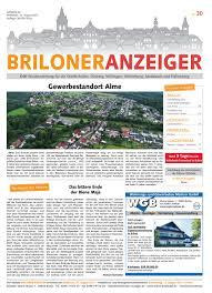 Mvz Bad Fredeburg Briloner Anzeiger Ausgabe Vom 16 08 2017 Nr 30 By Brilon