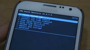 custom recovery android install cwm custom recovery on galaxy note 2 n7100 droidopinions
