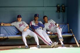 Doc Gooden Ex 1986 Mets - dwight gooden and darryl strawberry classic photos si com