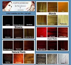shades of red hair color names clanagnew decoration