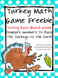 game thanksgiving fun games 4 learning thanksgiving math freebies