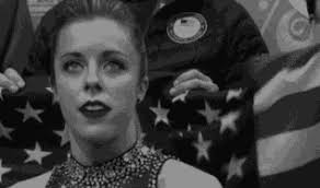 see ashley wagner s displeased face in meme form ew com
