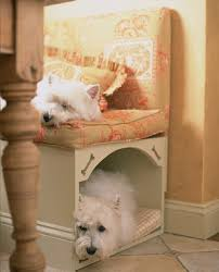 7 creative ways to turn furniture into adorable pet beds