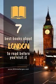 7 books london visit 203challenges