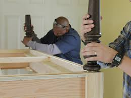 how to build a bed frame how tos diy
