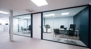 separation bureau amovible agencement bureaux cloison amovible modulaire nancy metz epinal