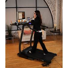 Treadmill Desk Weight Loss Exerpeutic 990 High Capacity Work And Fitness Desk Station