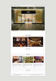 lexus website case study branding and website for lxa interior designers and project managers