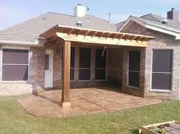 Patio Covers Houston Texas Affordable Shade Patio Covers Inc