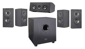 pioneer 5 1 surround sound home theater system pioneer sp pk22bs home theater speaker system review