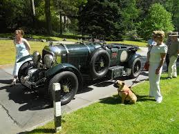 vintage bentley crathes vintage car rally inchmarlo retirement village