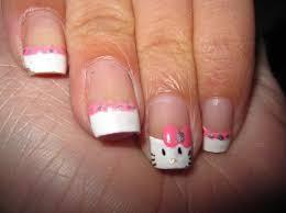 hello kitty for women cute hello kitty nail art design for women