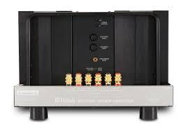 home theater monoblock amplifier mcintosh mc1 2kw monoblock power amplifier for in store purchase