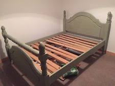 shabby chic bed frames and divan bases ebay