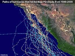 Map Of Cabo San Lucas Cabo San Lucas Hurricanes
