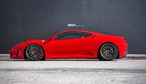 f430 wheels novitec f430 on adv10 01 wheels gtspirit