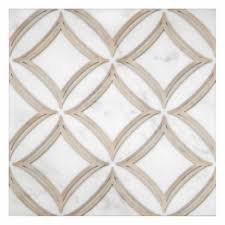 unique tile designs on marble for bathroom home artisan stone tile